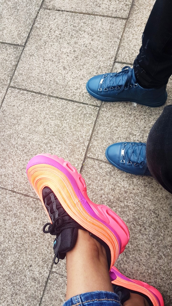 me and bae shoes